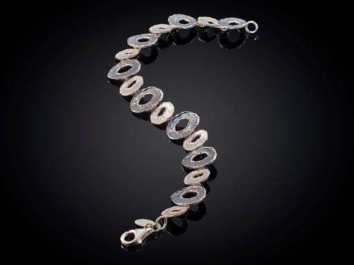 Zilveren armband uit de silver collectie van Jeh Jewels op Sieraden in Stijl