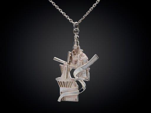 Haarlem City Jewelry shop Haarlem stad sieraden goudsmid sieraadontwerp