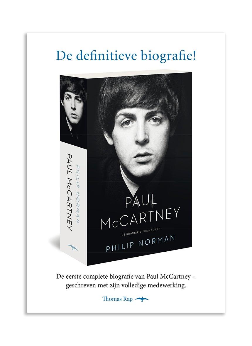Poster A2 Paul McCartney