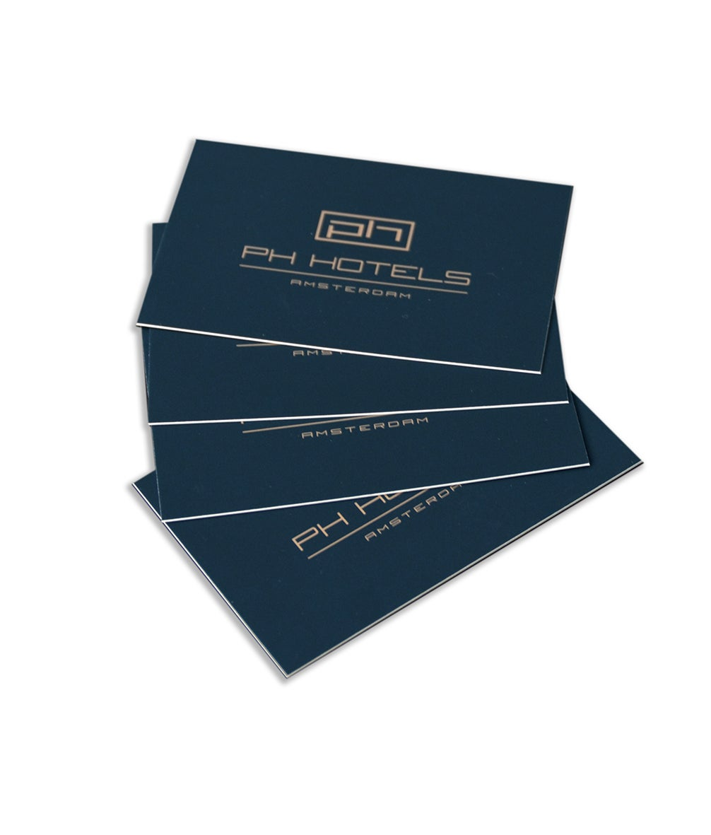 Atria • visitekaartjes