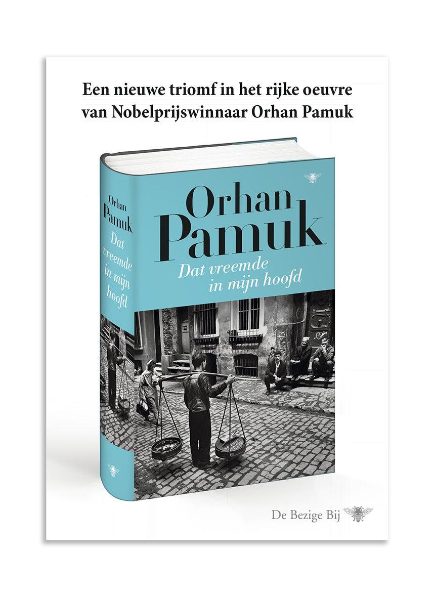 Poster A2 • Orhan Pamuk