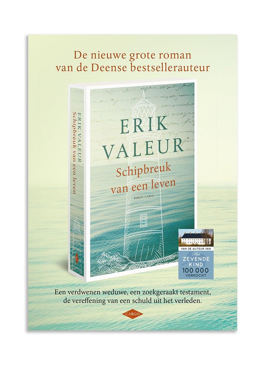 Poster A2 Erik Valeur