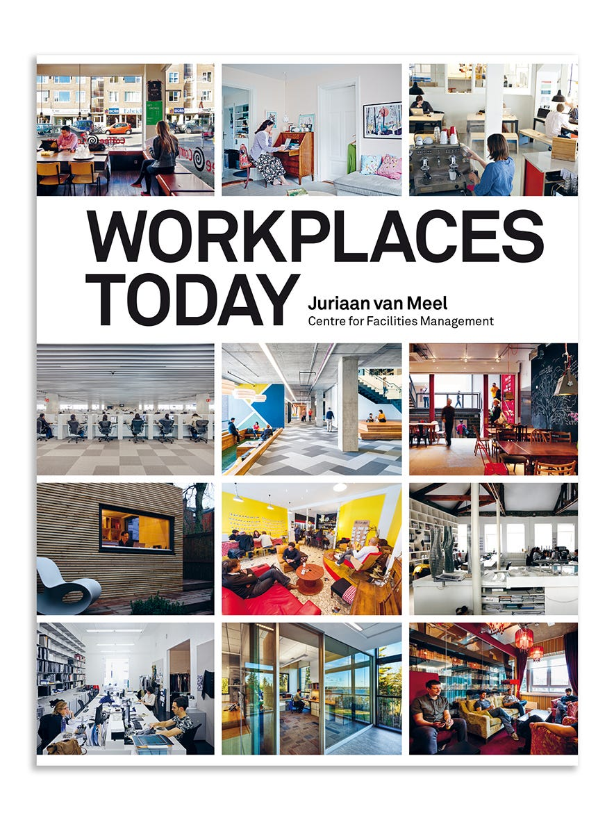 Juriaan van Meel • Workplaces Today