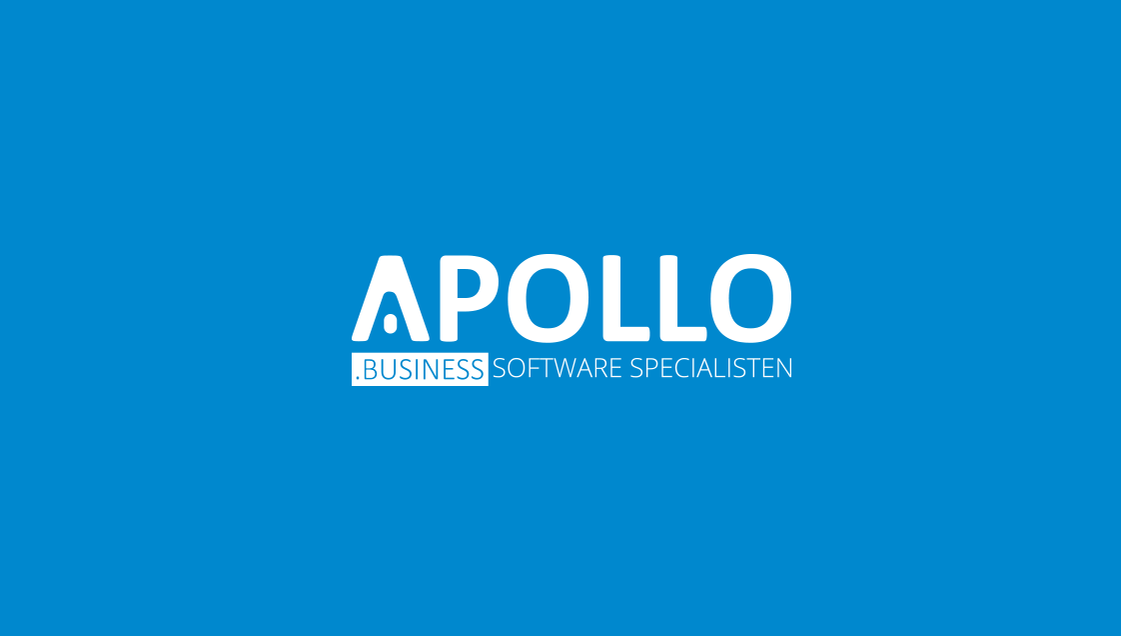 Apollo.busines. Alle bedrijfsprocess in één software pakket.