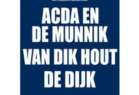 Werken Acda en de Munnik, Van Dik Hout en De Dijk