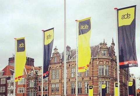 Werken op Amsterdam Dance Event (ADE)