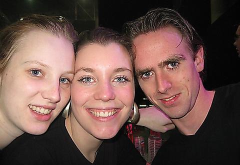 Verslag van het werken achter de bar tijdens Trance Energy 2009