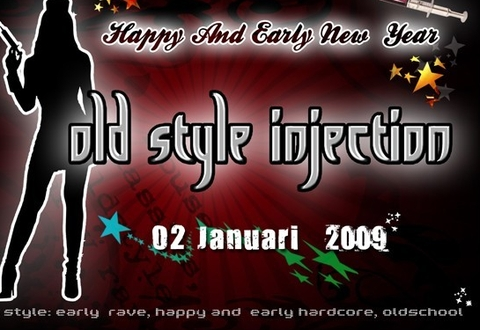 Feesten organiseren: Oldstyle Injection