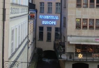 Stappen in Praag