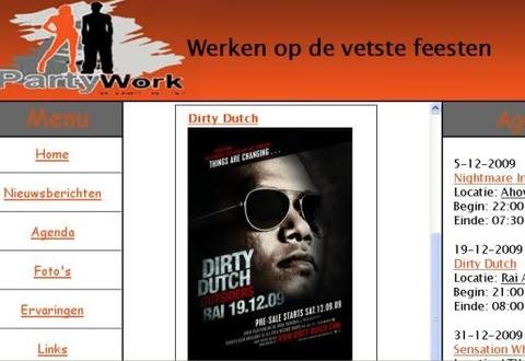 Stappen met Partywork in Groningen