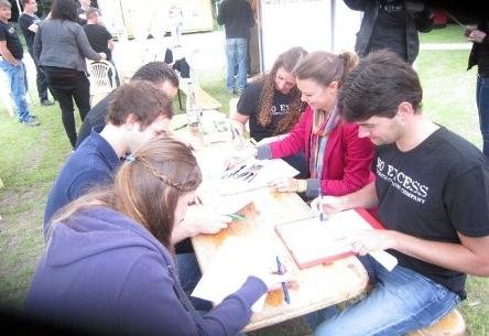 Werken op Vrienden van Holland: Rowwen Heze