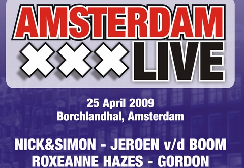 Feesten organiseren: Amsterdam Live & Ali Campbell (UB40)