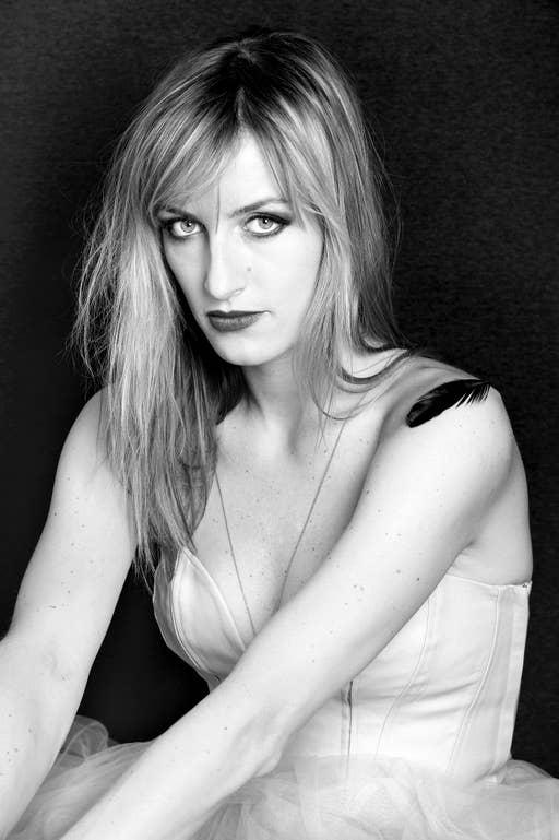 Anna-Rose Swinkels, zangeres.