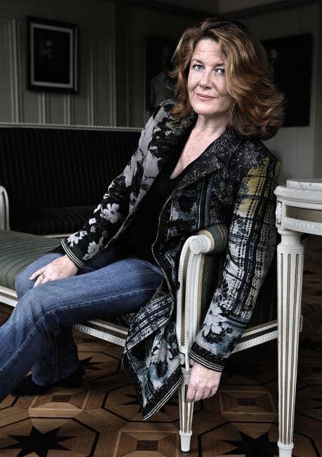 Bettie Schuurman, actrice.