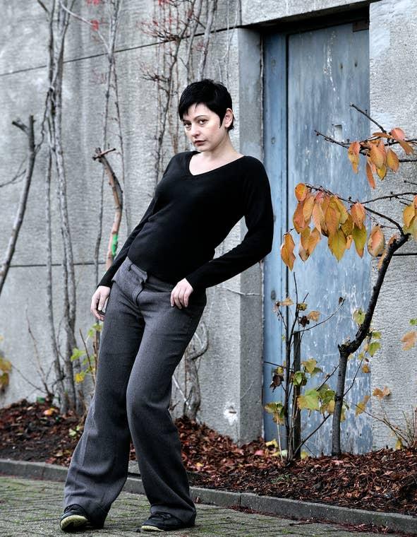 Serie dansportretten, 2011-13. Helena Volkov.