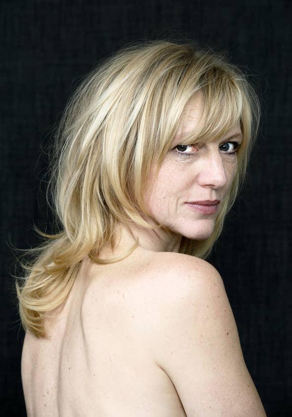 Johanna Ter Steege, actrice.