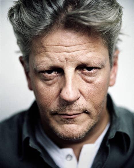 Jan Fabre, schrijver en theaterregisseur.