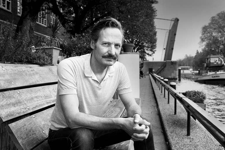 Martijn Nieuwerf, acteur.