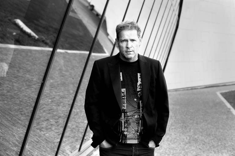 Erik van Muiswinkel, cabaretier.