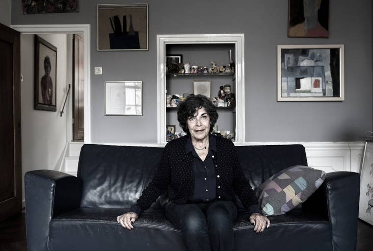 Hanneke Groenteman, 2015.