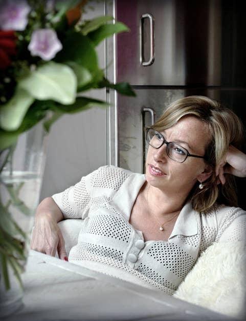 Marieke Heebink, actrice Toneelgroep Amsterdam.