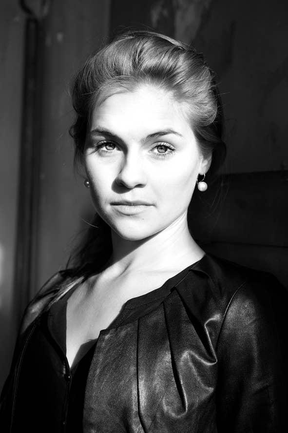 Marinke Eijgenraam, danser.