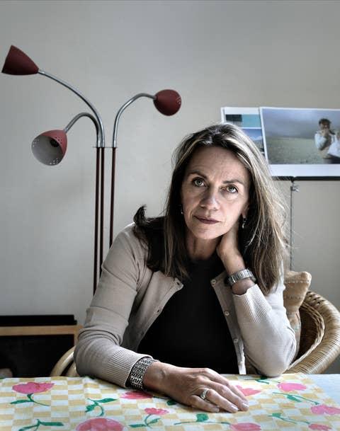 Marlies Heuer, actrice.