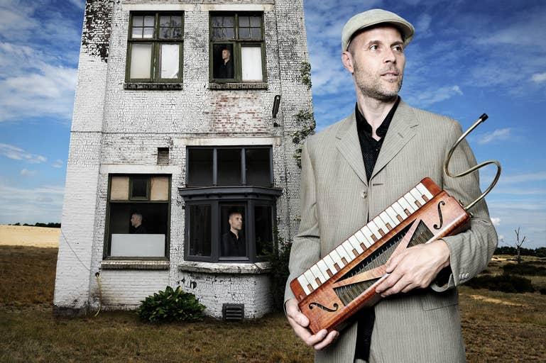 Martin Fondse, Musicus/componist.