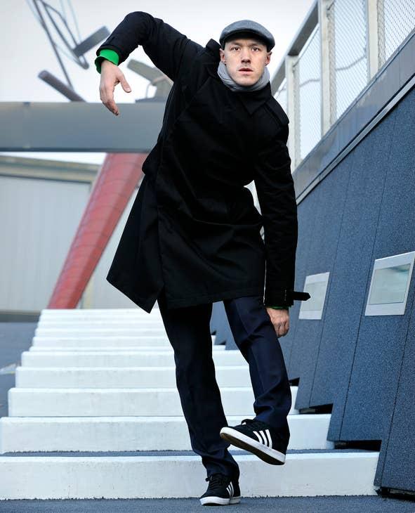 Serie dansportretten, 2011-13. Mischa van Leeuwen.