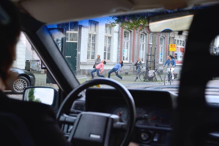 Selectie Nederlandse Dansdagen, Maastricht 2015.
