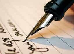 Laat uw speech schrijven