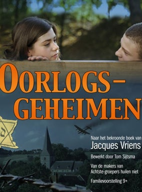 Oorlogsgeheimen, naar het boek van Jacques Vriens
