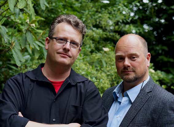 Joost van der Knaap & Ton Haas