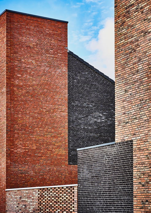 ARCHITECTURE FOR THE CITY OF HAARLEM